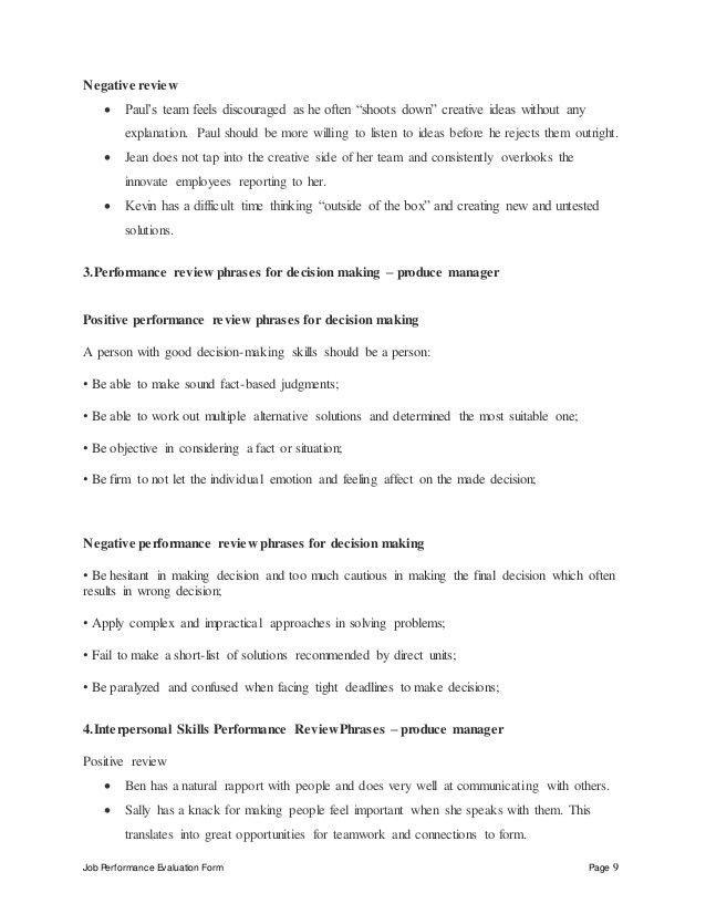 Produce Manager Resume Sample - Duevia.com
