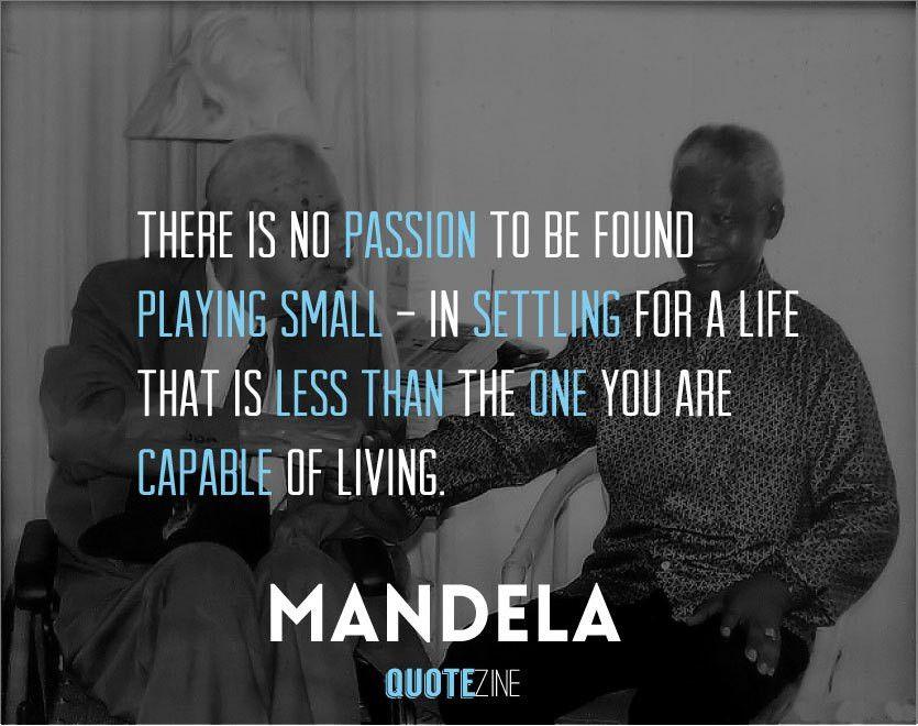 Nelson Mandela Quotes: 25 Inspirational Words Of Wisdom - Quotezine