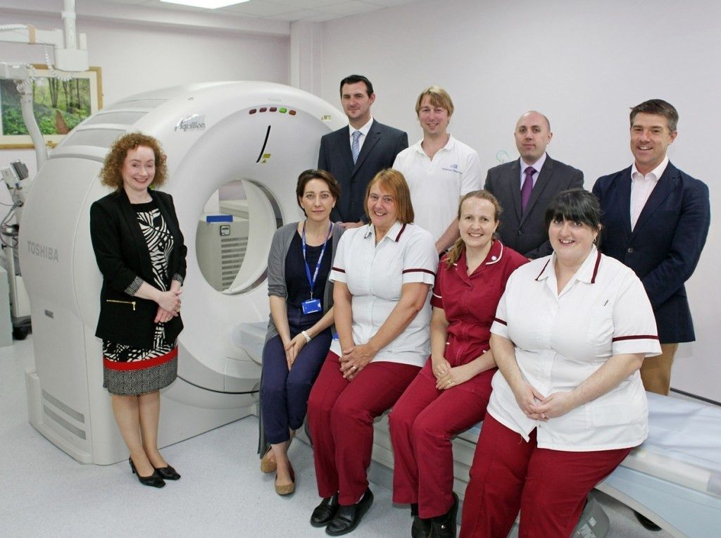 THE WELSH INSTITUTE OF CHIROPRACTIC PURCHASES A TOSHIBA MEDICAL ...