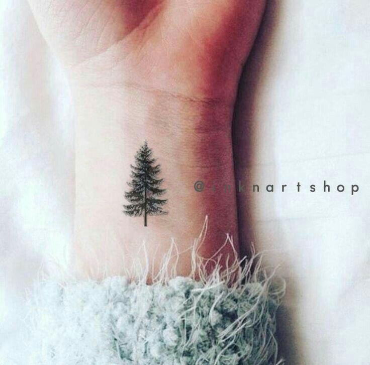 Best 25+ Pine tree tattoo ideas on Pinterest   Tree tattoos ...