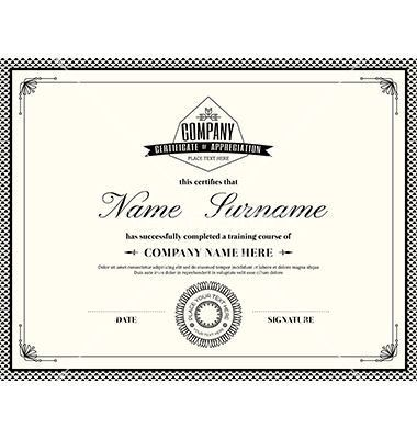 25+ best Certificate design template ideas on Pinterest ...