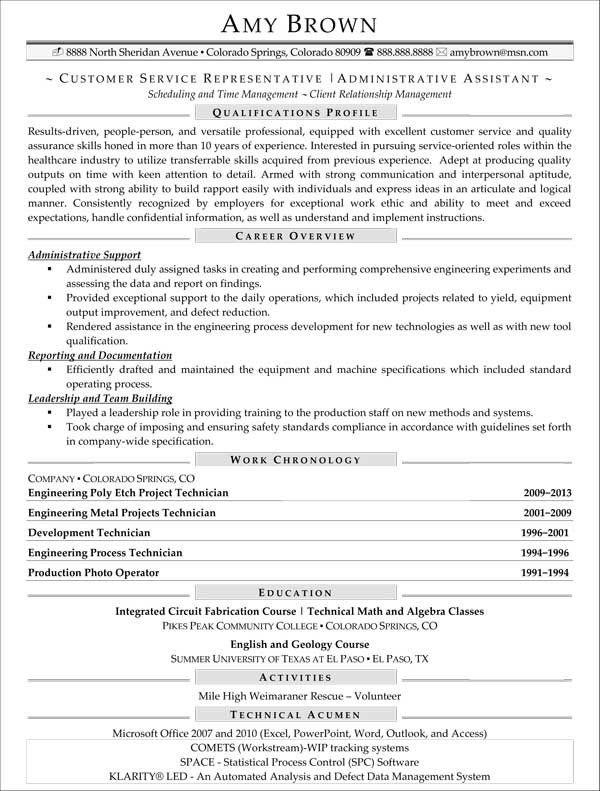 6 Call Center Customer Service Representative Resume Resume call ...