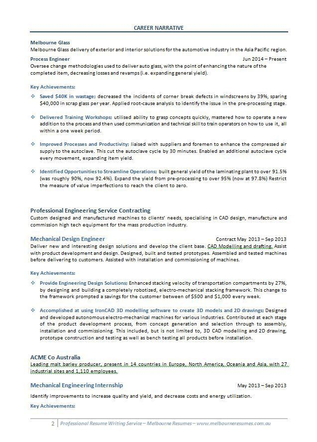 Download Contract Mechanical Engineer Sample Resume ...