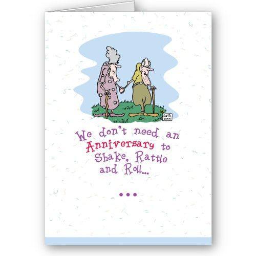 ChuckleBerry's Anniversary Cards