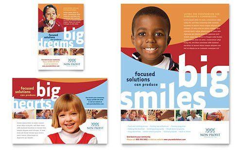 Religious & Organizations Print Ads | Templates & Designs