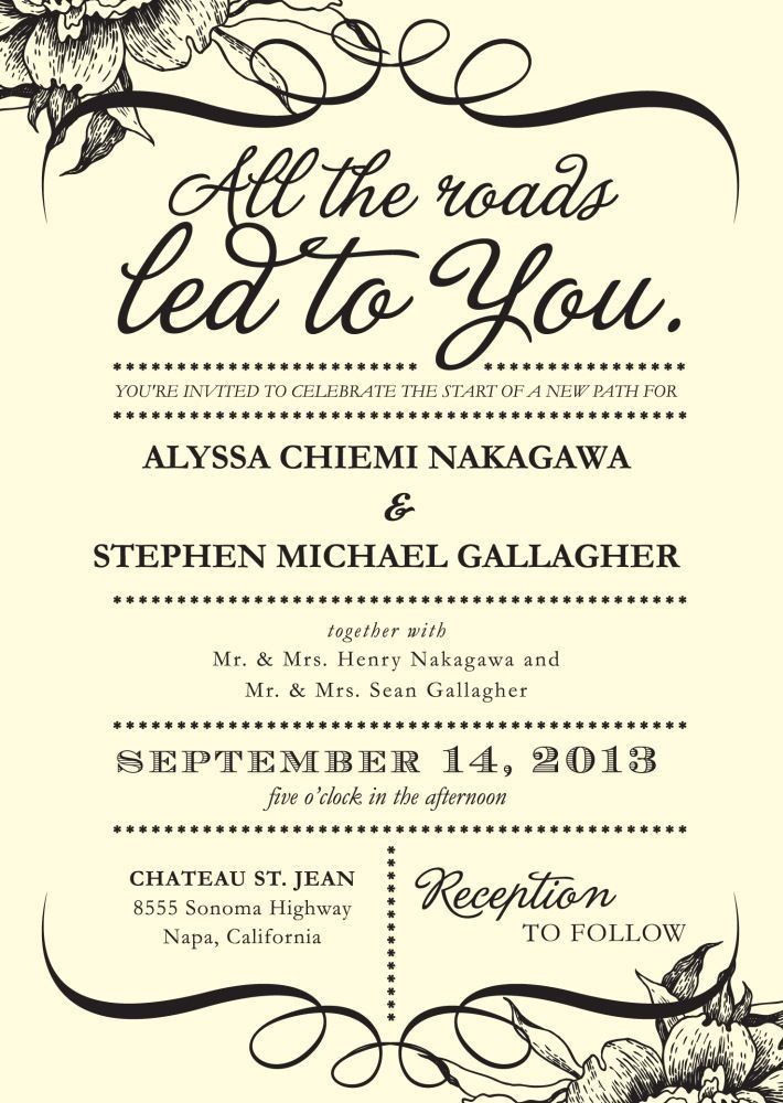 Best 20+ Invitation wording ideas on Pinterest | Wedding ...