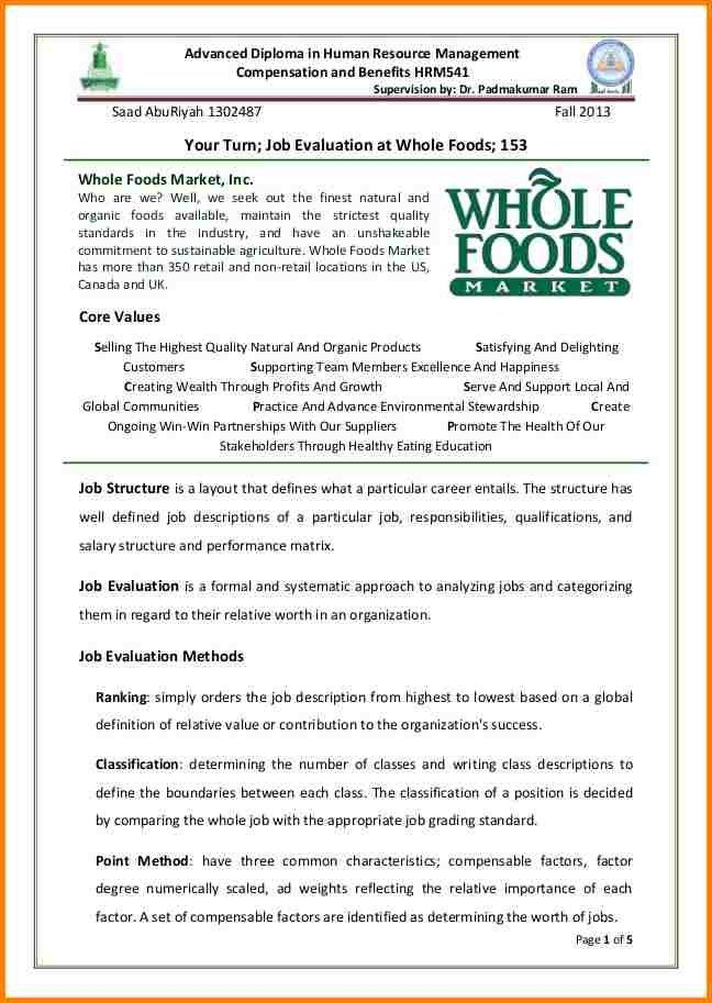 5+ whole foods jobs application | artist resume