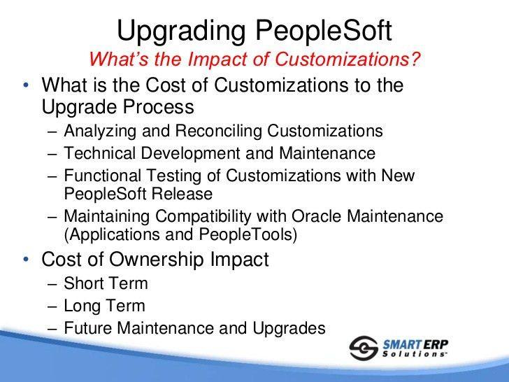 PeopleSoft 9.1 upgrade best practices