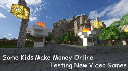 Some Kids Make Money Online Testing New Video Games | HubPages