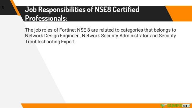 Nse8 fortinet network security exam braindumps questions and answers …