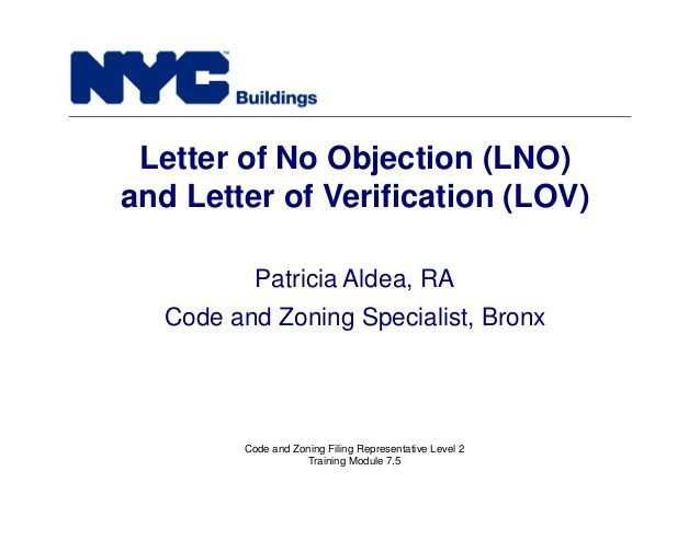 New York City Department of Buildings Filing rep course_105