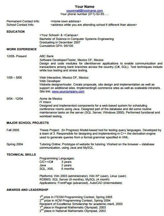 Job Search Skills Quick Guide