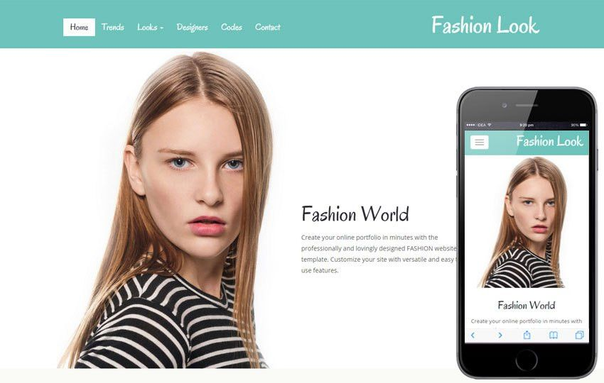Fashion Templates - w3layouts.com
