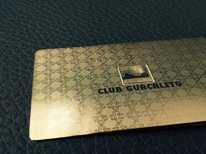 Luxury Membership Cards | HornetHead Design