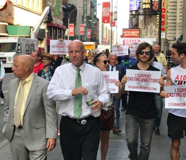 Casting Directors Rally As NYC Pols Join Demand For Union ...
