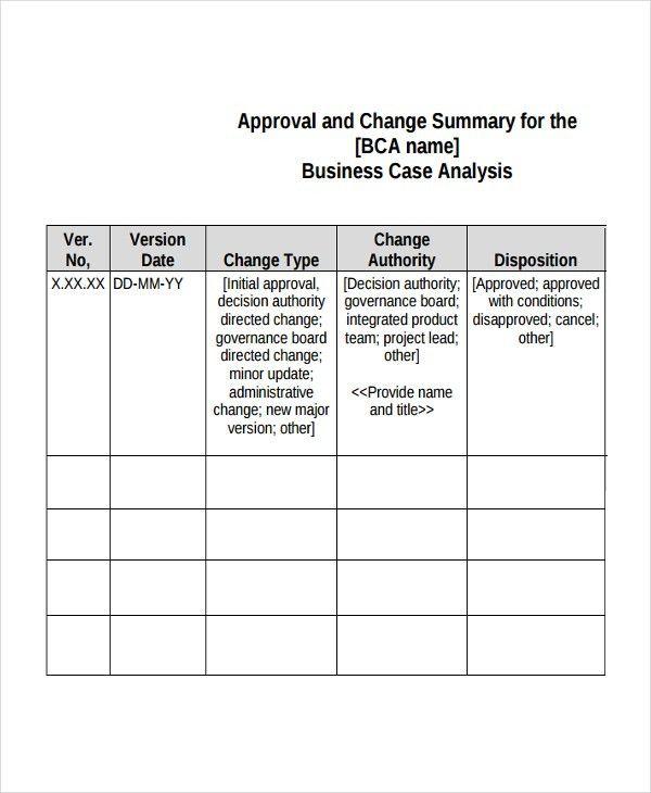 Customer Analysis Templates -8+ Free Word, PDF Document Download ...