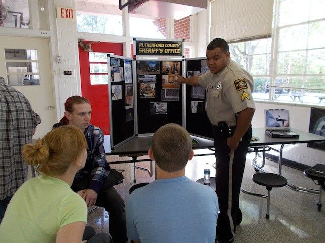 Career Day 2014 - Rutherford Opportunity Center