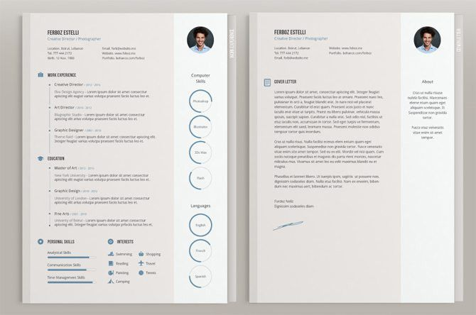 Excellent Inspiration Ideas Printable Resume Template 7 Microsoft ...