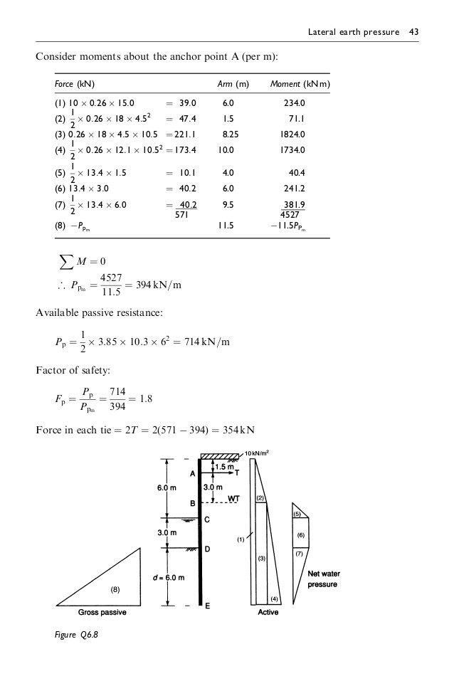 Craig's soil mechanics 7th solutions manual