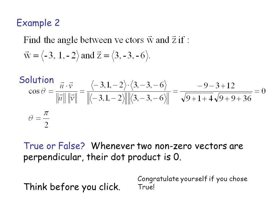 Vectors and the Geometry of Space - ppt video online download