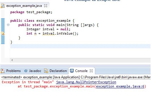 What is Java.lang.NullPointerException error and how to handle it ...