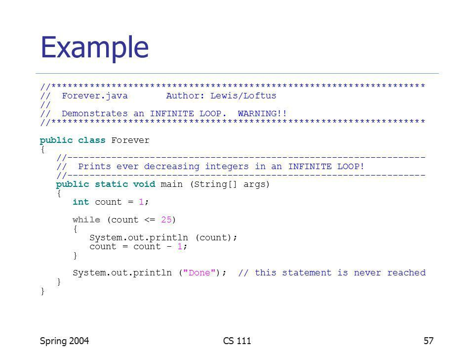 Java Program Statements - ppt download