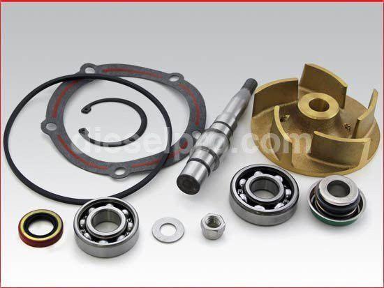 Water Pump Repair Kit for Detroit Diesel 6V71,8V71, 6V92, 8V92 ...