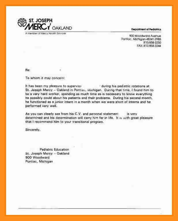 Basic Letter Of Recommendation. Letters+Of+Recommendation+Samples ...