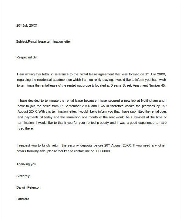 Rental Reference Letter. School Recommendation Letter - Here Is A ...