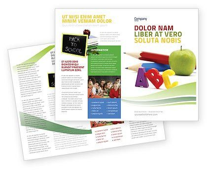 Start Education Brochure Template Design and Layout, Download Now ...
