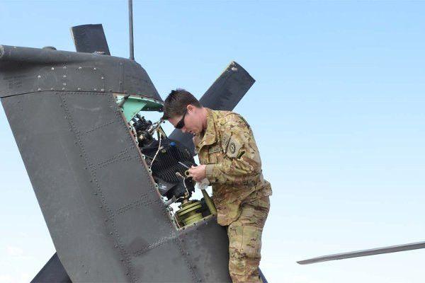 Army Aviation Brigade Deploys to Afghanistan Minus Mechanics ...