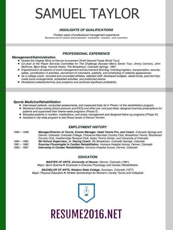new resume format 2016 formatting a resume resume formatting ...