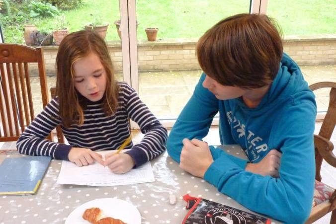 My newest ABA tutor! | Sarah Ziegel – Author