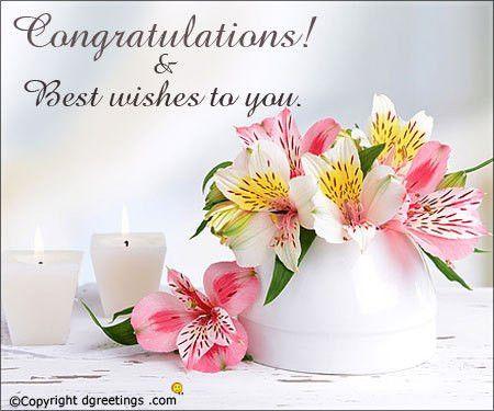 Congratulations Messages, Congratulations SMS, Wedding, Graduation