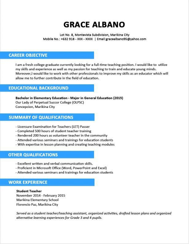Resume : Best Program Manager Resume Digital Marketing Resume ...