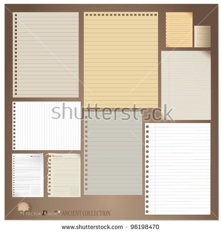 Lined Paper To Type On [Template.billybullock.us ]