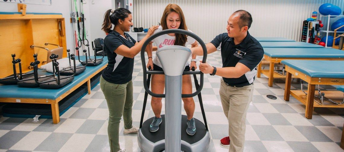 Physical Therapist Assistant Degrees and Certificates - Houston ...