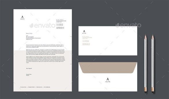 Business Envelope Templates – 12+ Free Printable Word, PDF, PSD ...