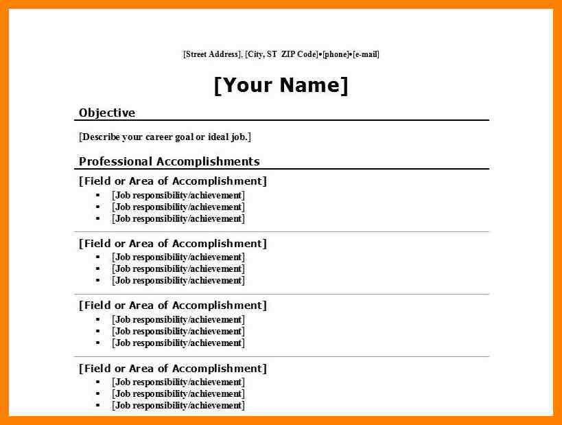 6+ resume address format | handy man resume
