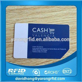 Member Card Sample