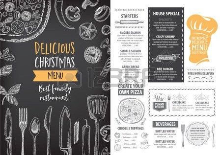 4,119 Christmas Dinner Invitation Cliparts, Stock Vector And ...
