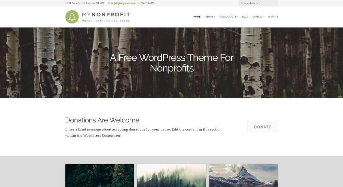 Church Website Templates Wordpress. 25 inspiring church website ...