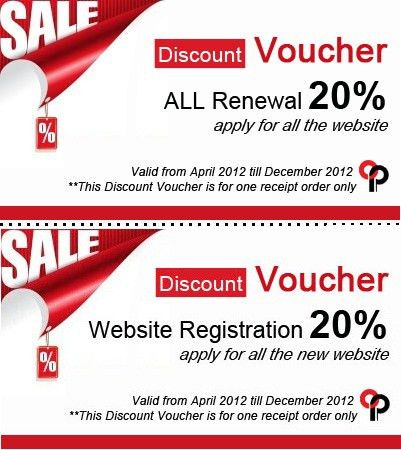 OPERION® Announcement of Website Marketing Discount Voucher | News ...