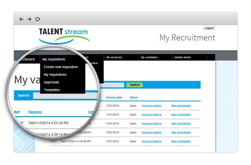 Applicant Tracking System - Advorto