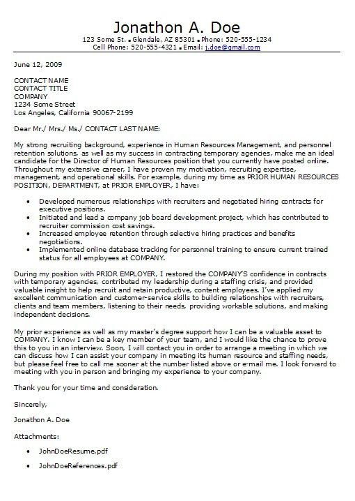 Administrative Assistant Cover Letter Examples With Salary ...