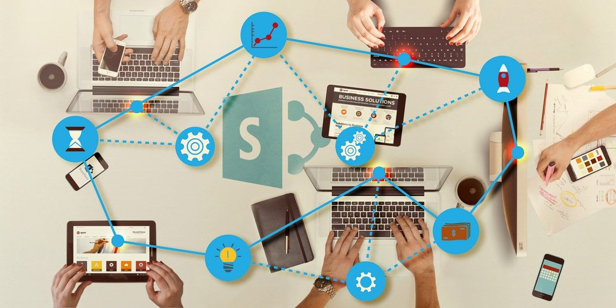 Microsoft SharePoint – All information at one place - Span.eu