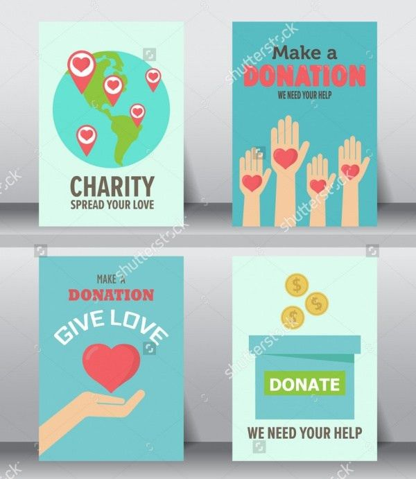 21+ Fundraising Flyer Templates - PSD, Vector EPS, JPG Download ...