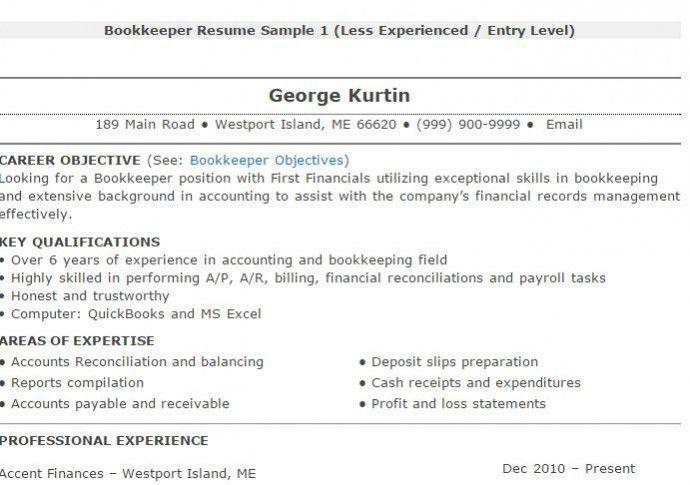 bookkeeper cover letter bookkeeper cover letter example
