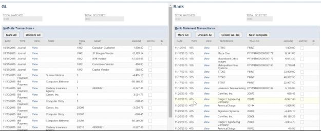 Take a Deeper Look at Advanced Bank Reconciliation for NetSuite ...