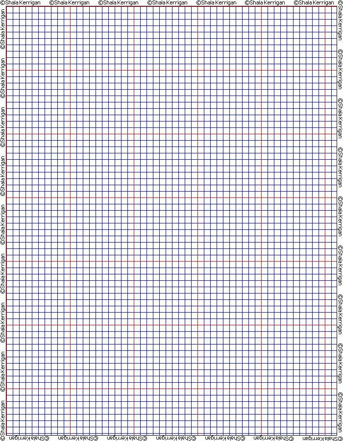 Shala's Graph Paper